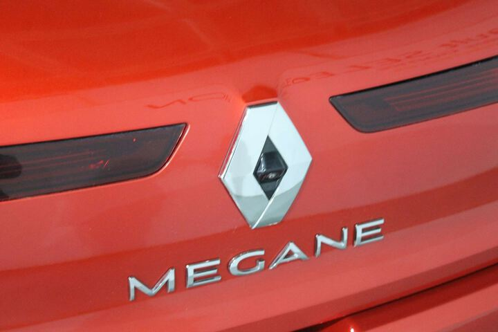 Outside Mégane Diesel  ROJO