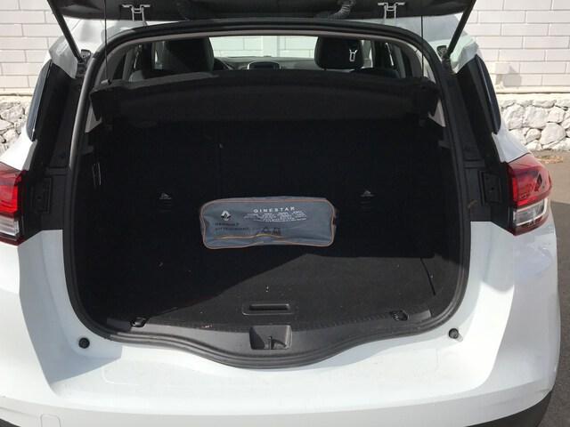 Inside Scénic Diesel  Blanco GLACIAR