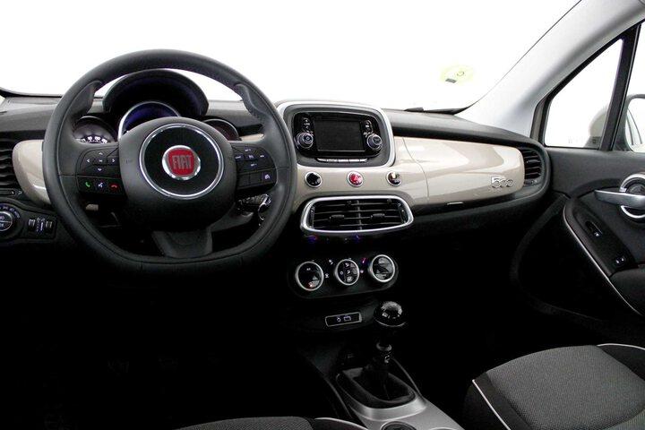 Inside 500X  Beige capuccino