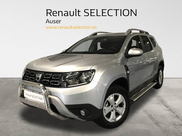 Duster  Gris Highland