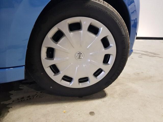 Outside Micra Diesel  Power Blue