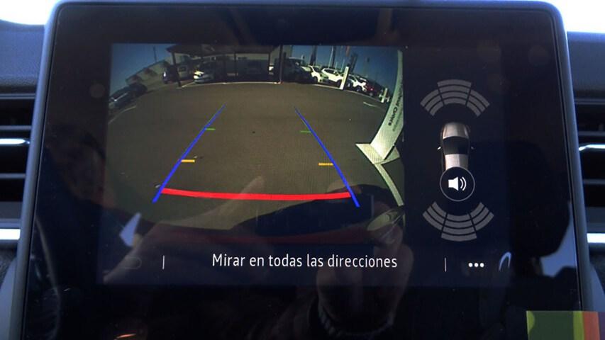 Inside Captur Diesel  Rojo Deseo