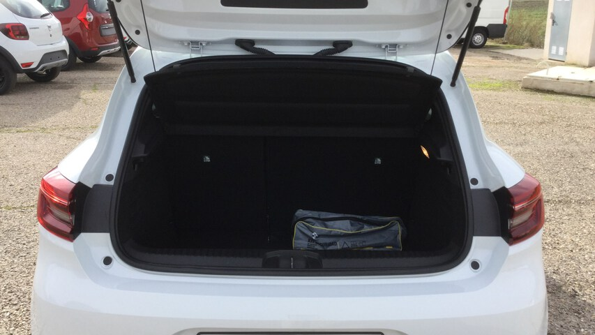 Inside  CLIO  Blanco Glaciar