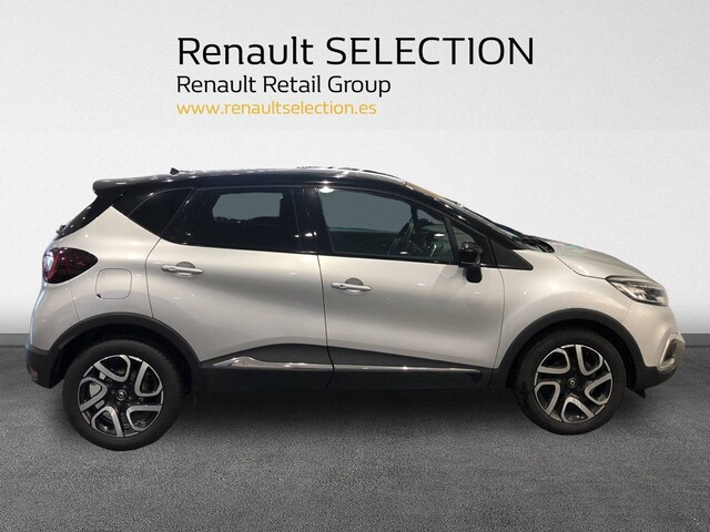 Outside Captur Diesel  Gris Platino