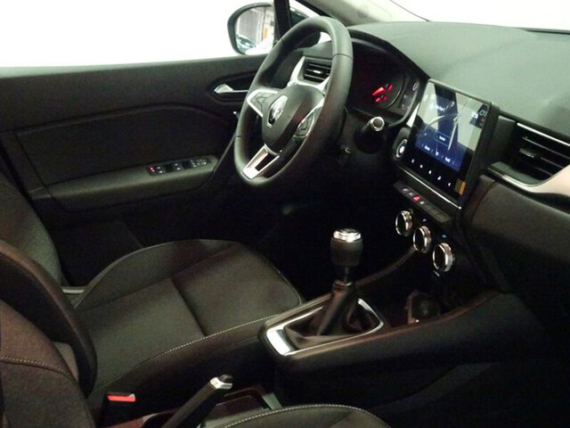 Inside Captur  Gris Casiopea TN