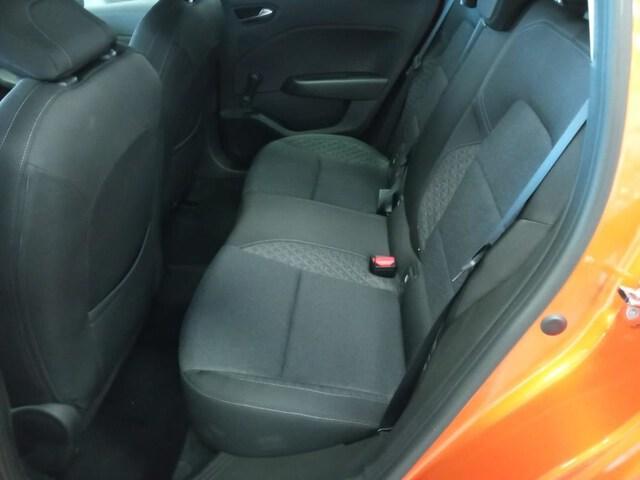Inside Clio Diesel  NARANJA