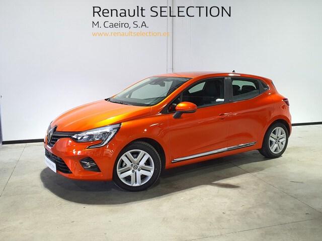 Clio Híbrido  Naranja