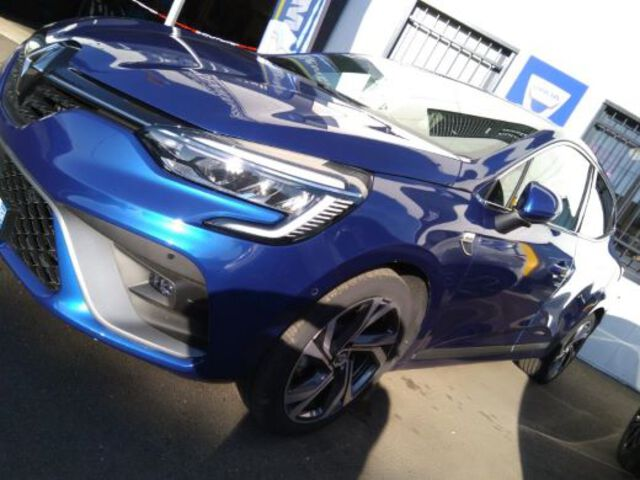 CLIO RS Line BLEU IRON
