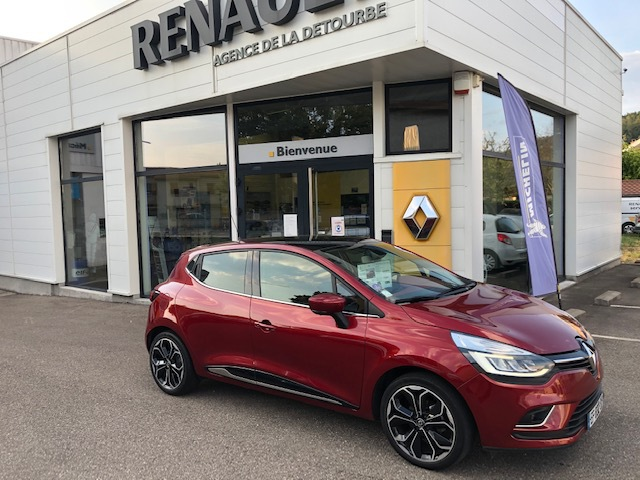 CLIO Intens ROUGE FONCE