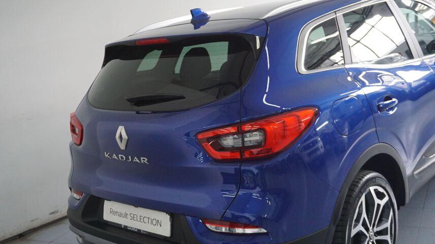 Outside Kadjar Diesel  Azul