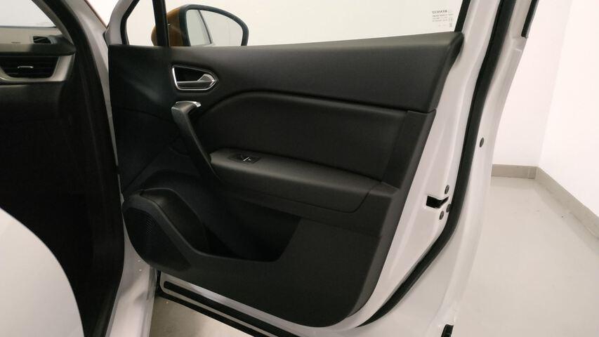 Inside Captur  Blanco Albatros con