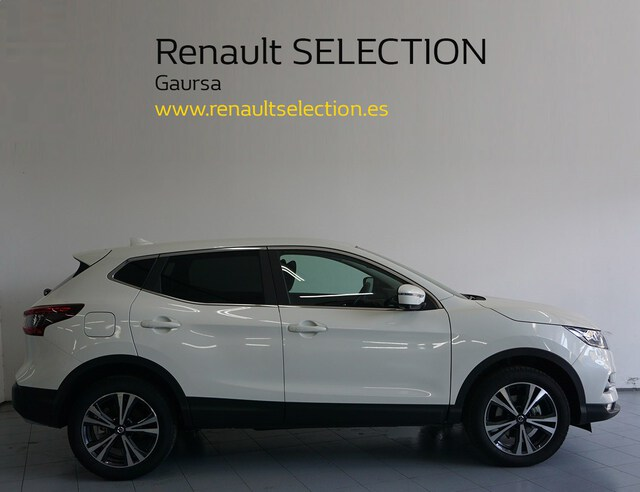 Outside Qashqai  Blanco Perlado