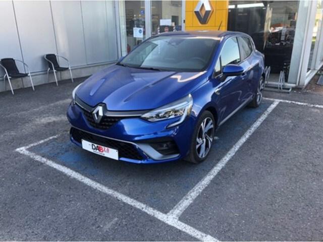 Clio  bleu