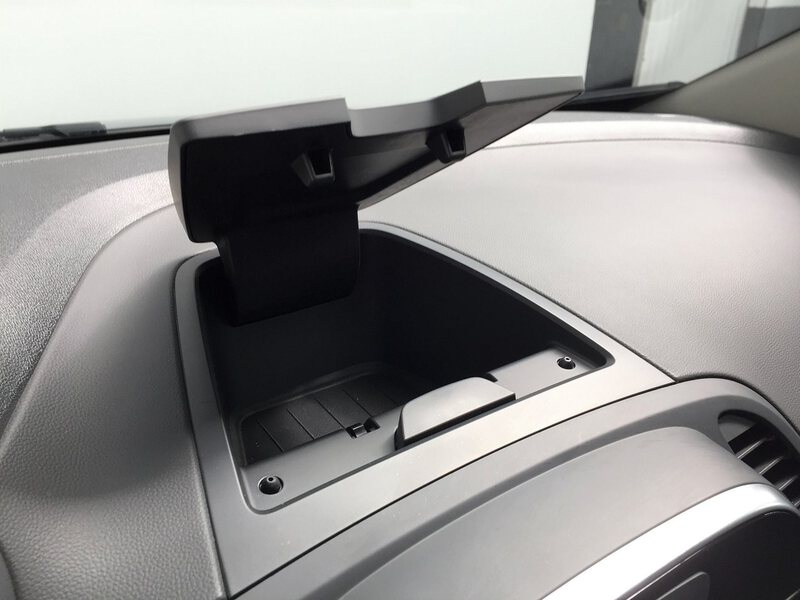 Inside Captur Diesel  Azul Ocean/Techo Neg