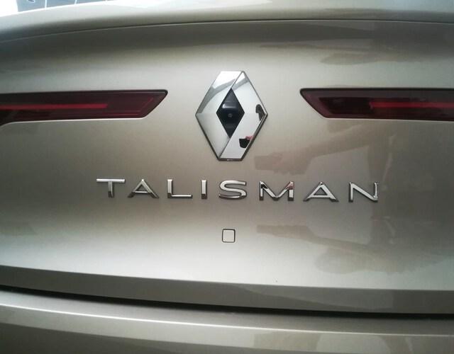 Outside Talisman Diesel  BEIGE DUNA