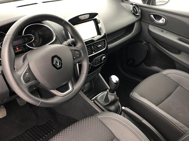 Inside Clio Diesel  Negro
