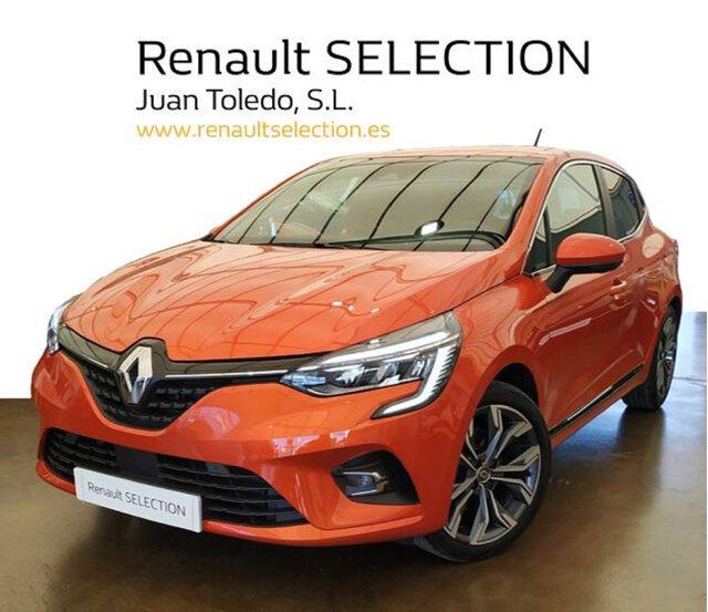 Clio Híbrido  Naranja Valencia