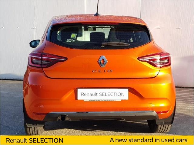 Exterior Clio  Orange