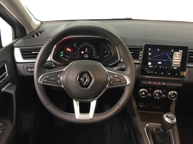 Inside Captur  Gris Highland con te