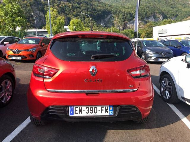 CLIO Limited ROUGE FONCE