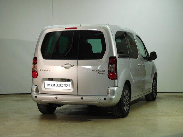 Outside Partner Combi Diesel  GRIS CLARO