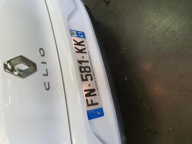 CLIO SOCIETE AIR NAV BLANC GLACIER
