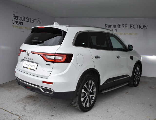 Outside Koleos Diesel  Blanco Universal