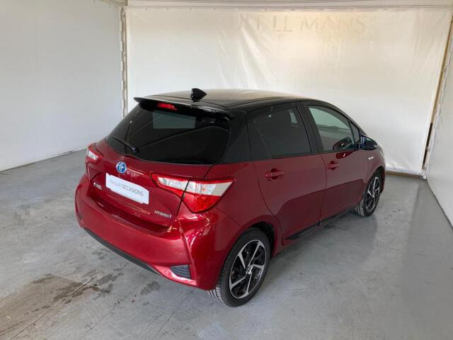 YARIS Collection ROUGE ANDALOU
