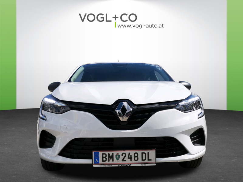 Außenausstattung Renault Geltscherweiß        weiss