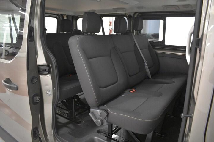 Inside Trafic Combi Diesel  BEIGE