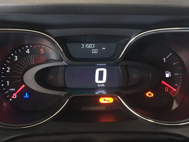 Outside Captur Diesel  Gris Platino/Techo N
