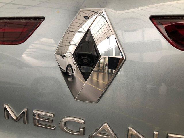 Outside Mégane Diesel  GRIS
