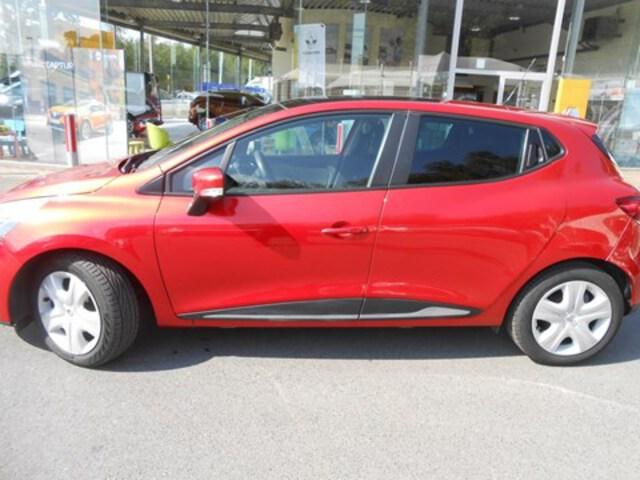 Extérieur Clio  rouge