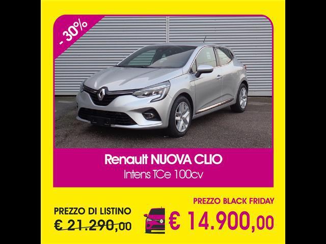 RENAULT Clio V 2019 00818882_VO38013498