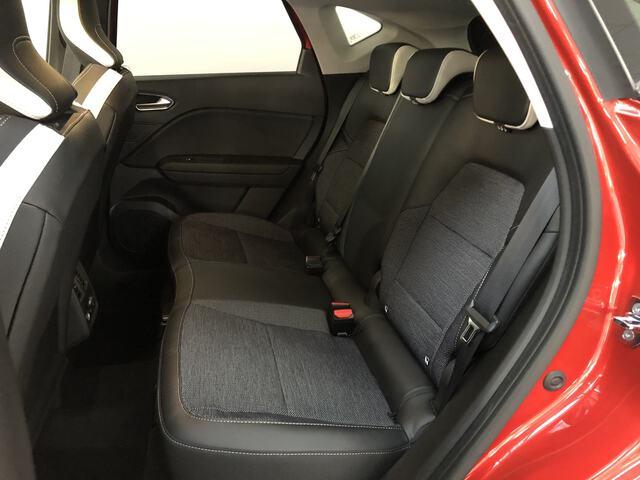Inside Captur  Rojo