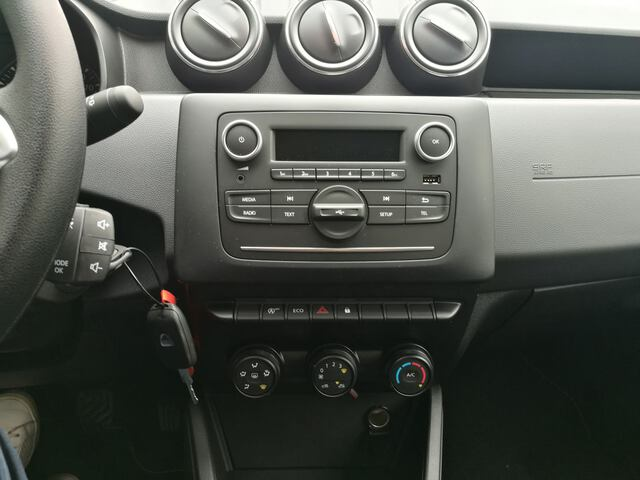 Inside Duster Gasolina/Gas  Azul Marino