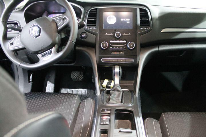 Inside Mégane  GRIS