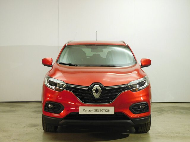 Outside Kadjar Diesel  ROJO