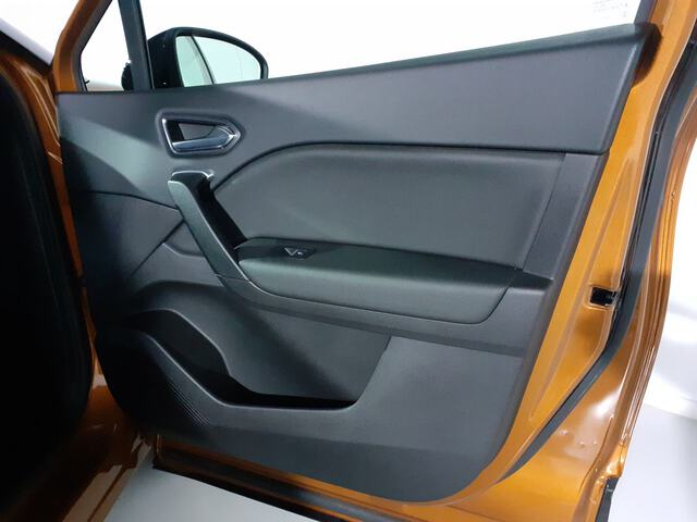 Inside Captur  Naranja