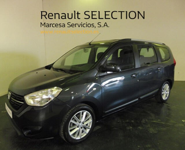 Lodgy Diesel  GRIS OSCURO