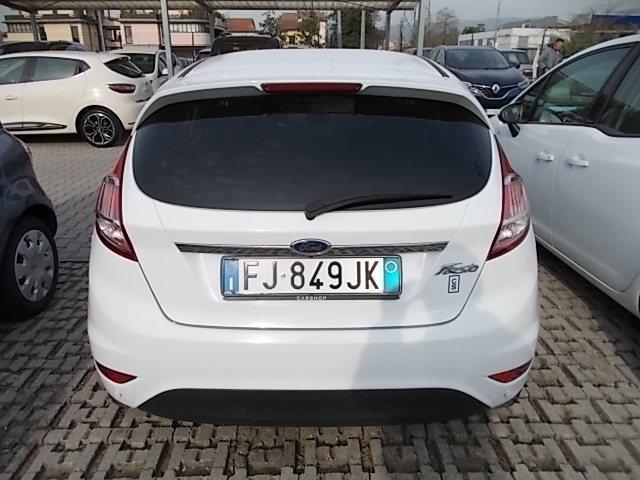 FORD Fiesta 02116660_VO38043211