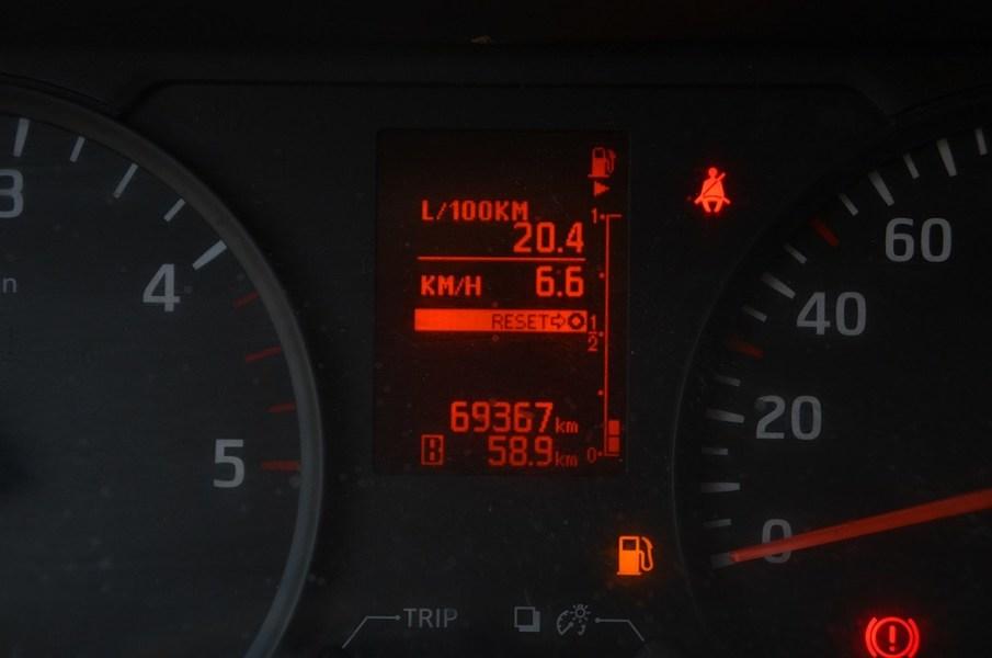 Inside NT400 Cabstar Chasis Cabina Diesel  Blanco