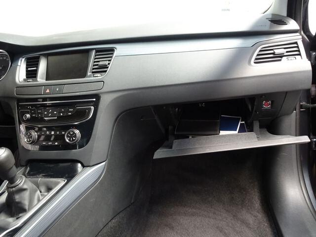 Inside 508 Diesel  Gris Haria