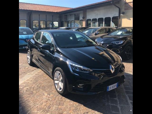 Esterni Clio V 2019 Metallizzata Nero
