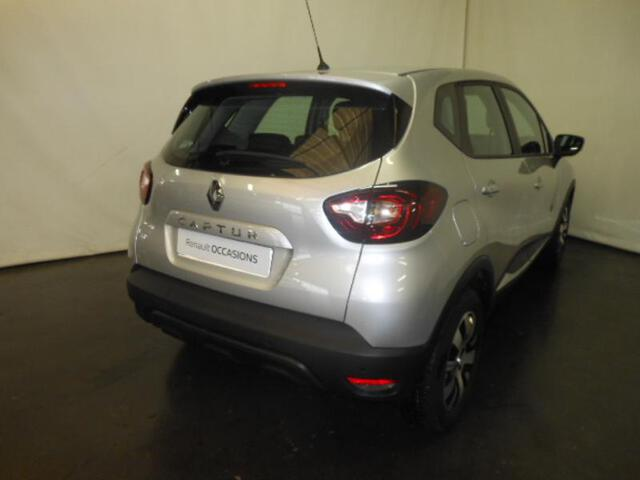 CAPTUR Business GRIS PLATINE