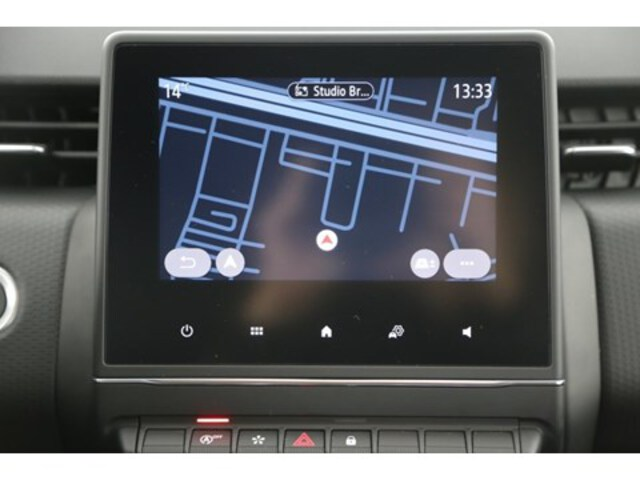 Extérieur Clio  gris
