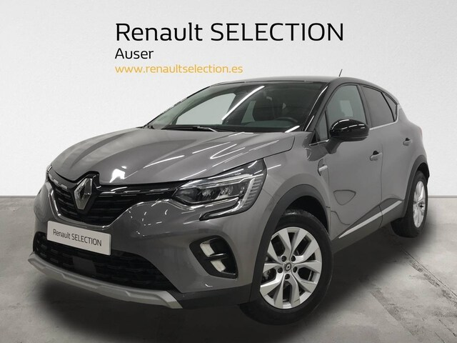Captur  Gris Casiopea / Tech
