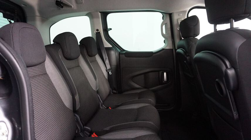 Inside Partner Combi Diesel  Gris Aluminio