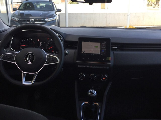 Inside Clio  Marrón Visión