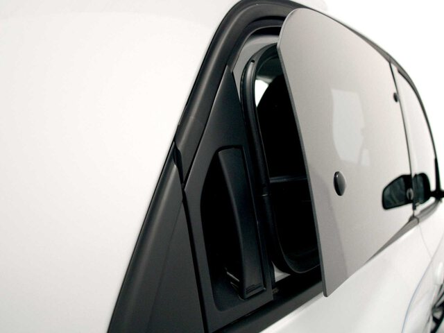 Inside Twingo Electric  Blanco